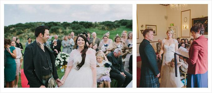 Edinburgh Wedding Ceremony