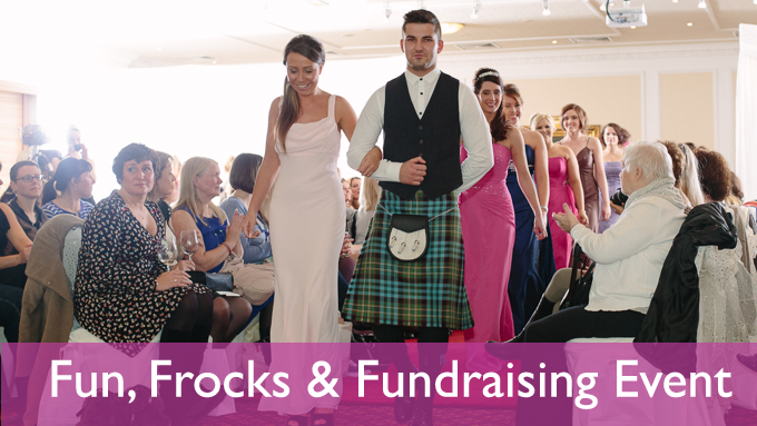 Fun Frocks Fundraising Edinburgh Events