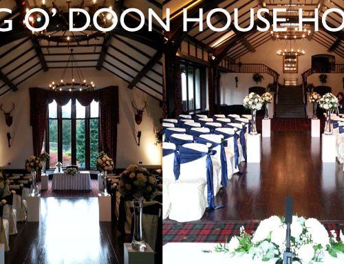 Brig O Doon Wedding Venue