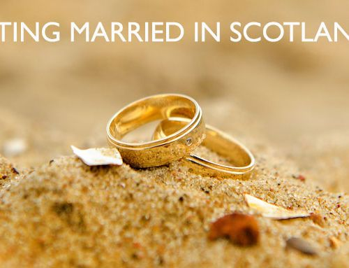 Weddings – The Legal Bits