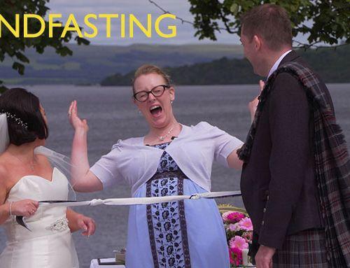 A Handfasting Ceremony