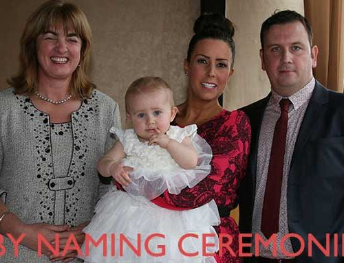 Why we had a naming ceremony