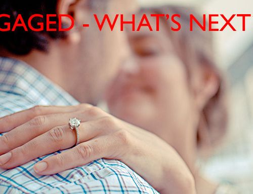 I'm engaged – What's next?