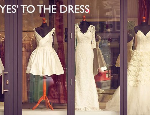 Say 'Yes' to the dress