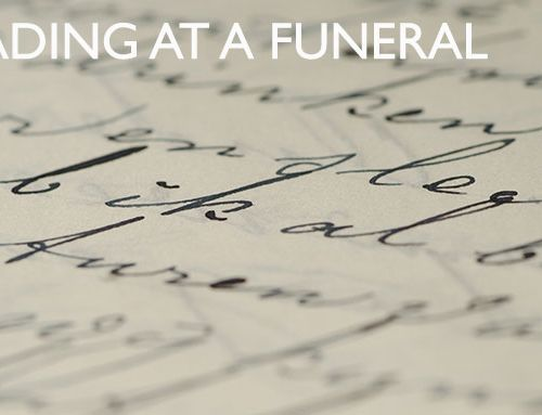 Contributions from family and friends at a Funeral