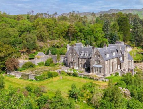 An A-Z of Incredible Scottish Wedding Venues:  Arisaig House