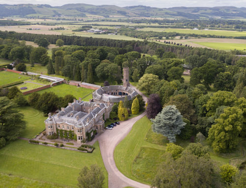 An A-Z of Incredible Scottish Wedding Venues: Errol Park, Perthshire