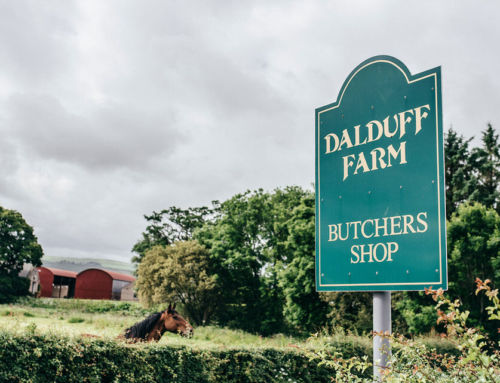 An A-Z of Incredible Scottish Wedding Venues: Dalduff Farm, Ayrshire