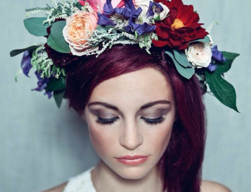 Get Inspired:  Winter Wedding Makeup
