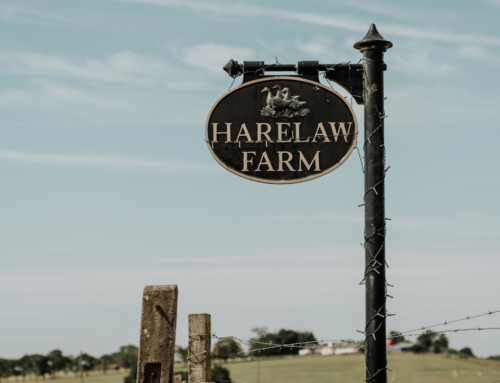 An A-Z of Incredible Scottish Wedding Venues:  Harelaw Farm, Ayrshire