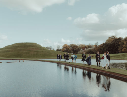 An A-Z of Incredible Scottish Wedding Venues:  Jupiter Artland