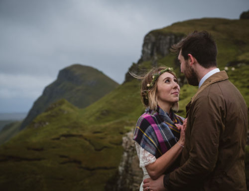 An A-Z of Incredible Scottish Wedding Venues:  Isle of Skye
