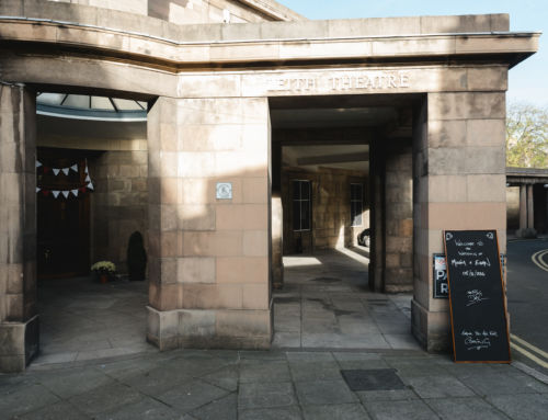 An A-Z of Incredible Scottish Wedding Venues: Leith Theatre