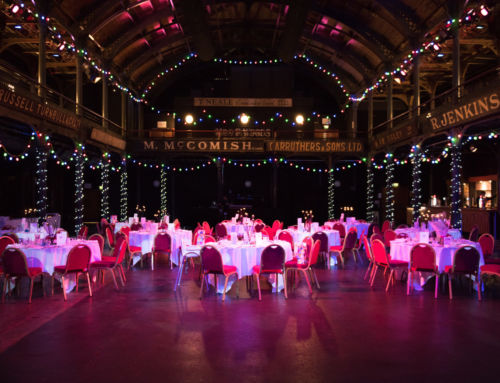 An A-Z of Incredible Scottish Wedding Venues:  The Old Fruitmarket, Glasgow