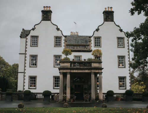 An A-Z of Incredible Scottish Wedding Venues:  Prestonfield House