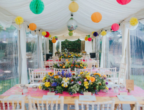 Say YES to a Glorious Garden Wedding