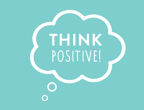 Thursday Thoughts:  How to Think Positively