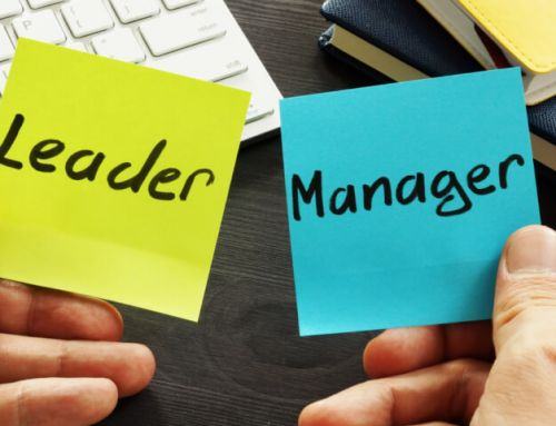 Thursday Thoughts:  Leader v Manager