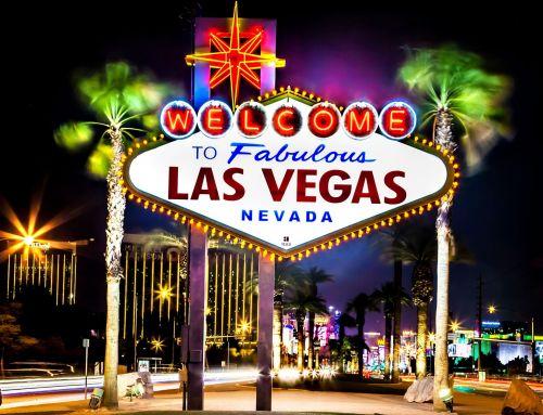 Greetings from Vegas!!