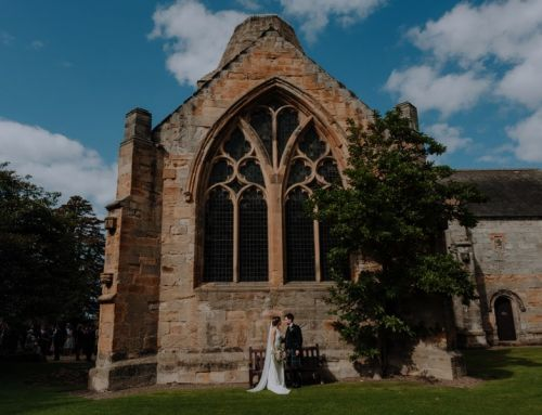 An A-Z of Incredible Scottish Wedding Venues:  Seton Collegiate Church, East Lothian
