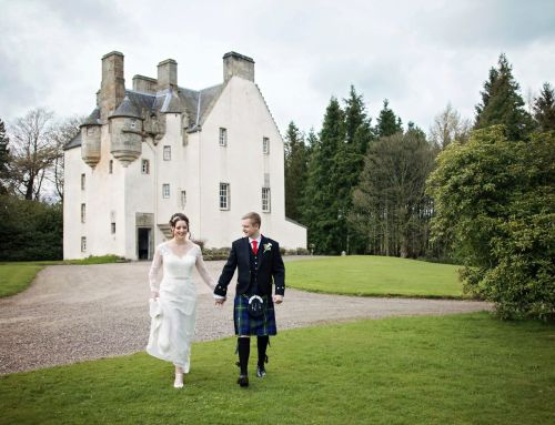 An A-Z of Incredible Scottish Wedding Venues:  Tullibole Castle