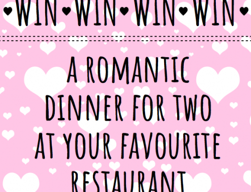 Competition Time:  Win Your Dinner