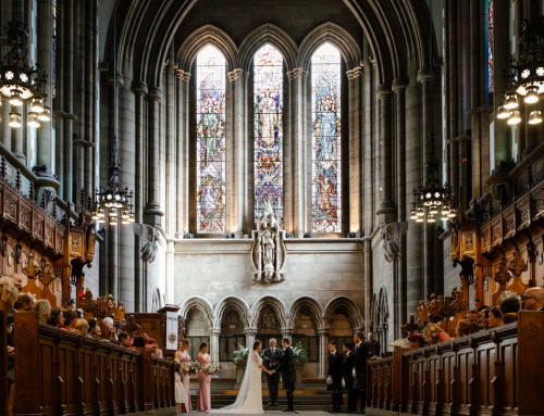 An A-Z of Incredible Scottish Wedding Venues:  The University of Glasgow