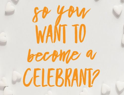 A Celebrant's Journey